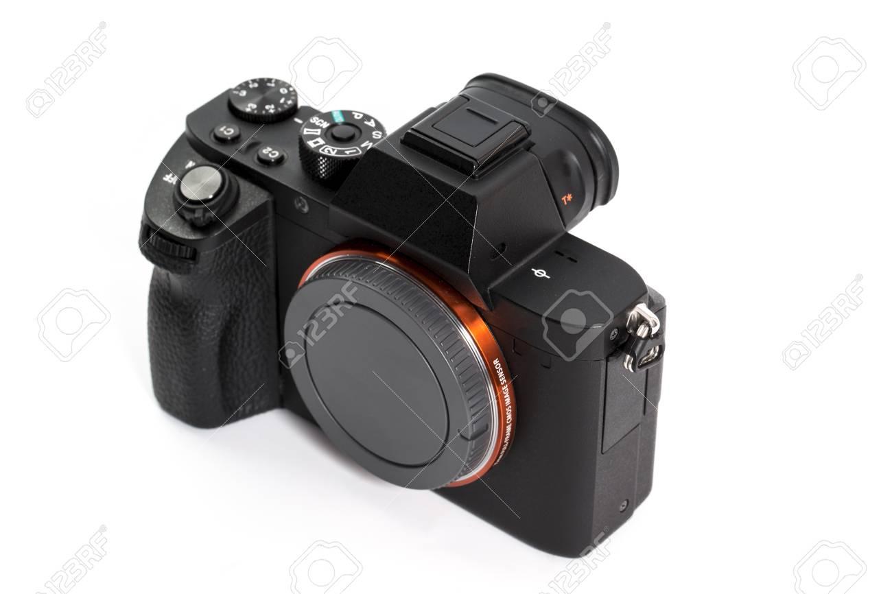 Sony Alpha A7R II ILCE-7RM2 Digital Sin Espejo (sólo El Cuerpo) Sin ...