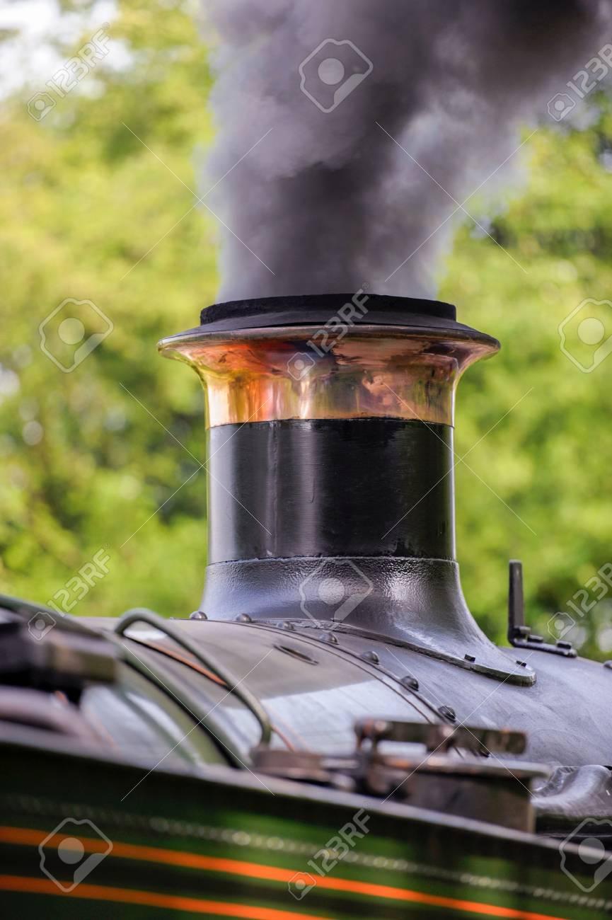Image result for steam locomotive chimney