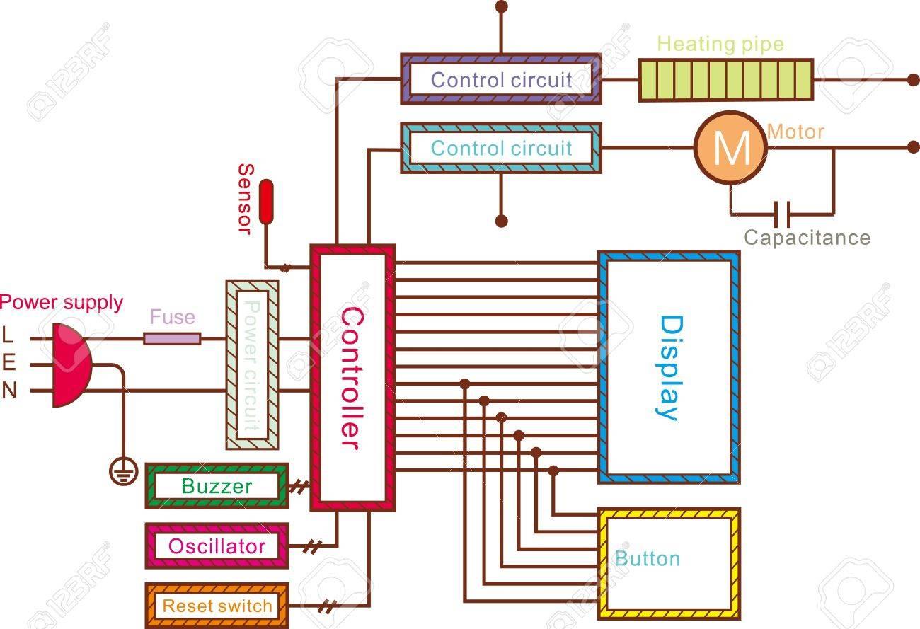 Electric Circuit Diagram - Colakork.net