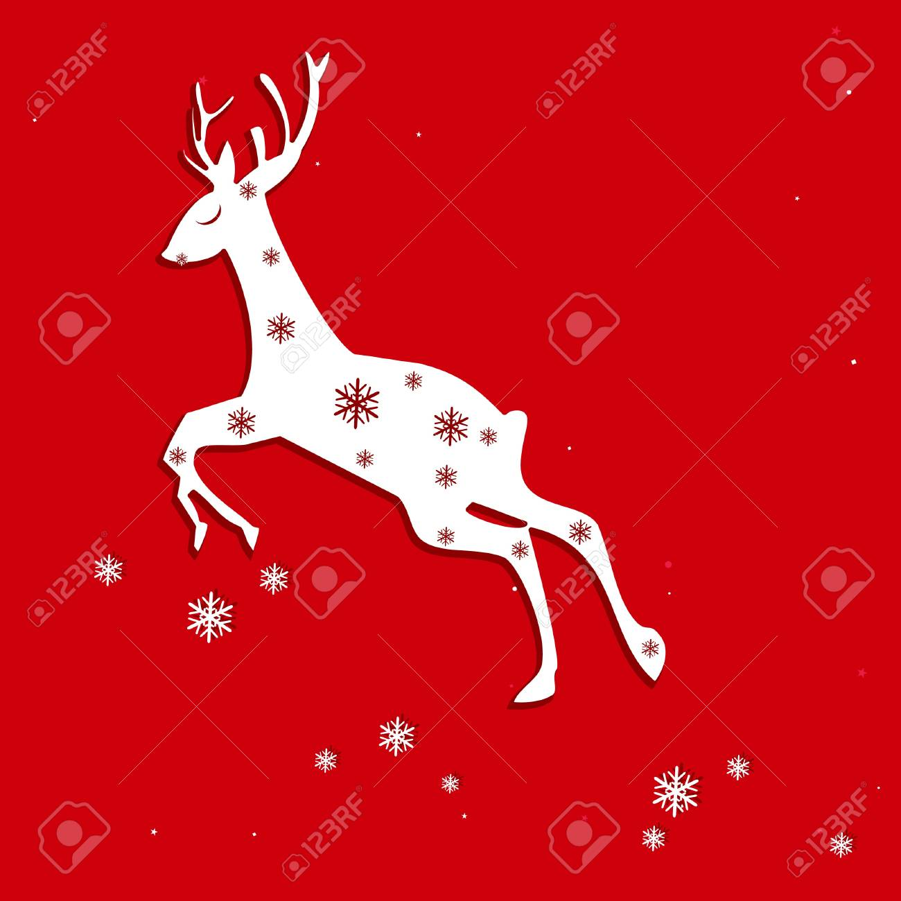 Christmas cards Stock Vector - 16822059