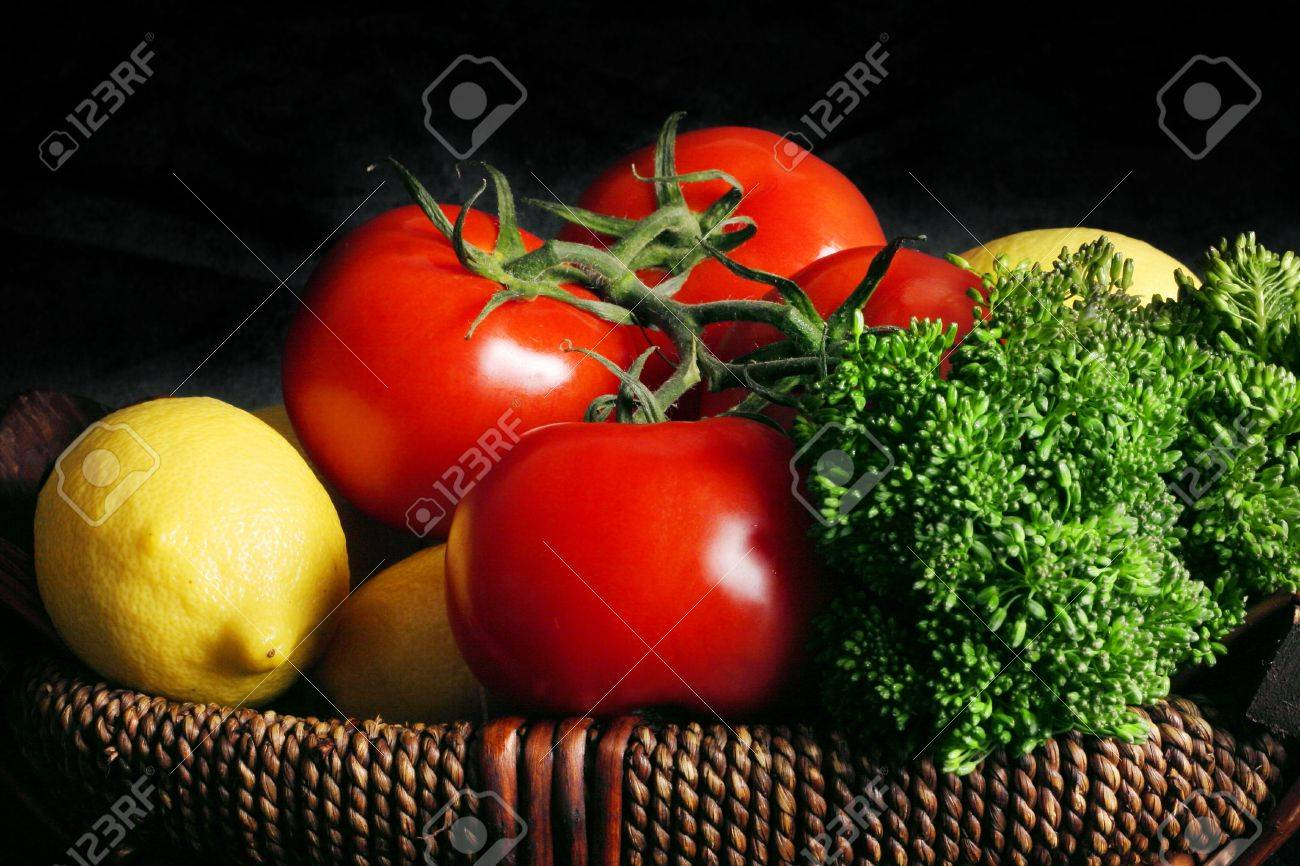 Vegetables Stock Photo - 263532