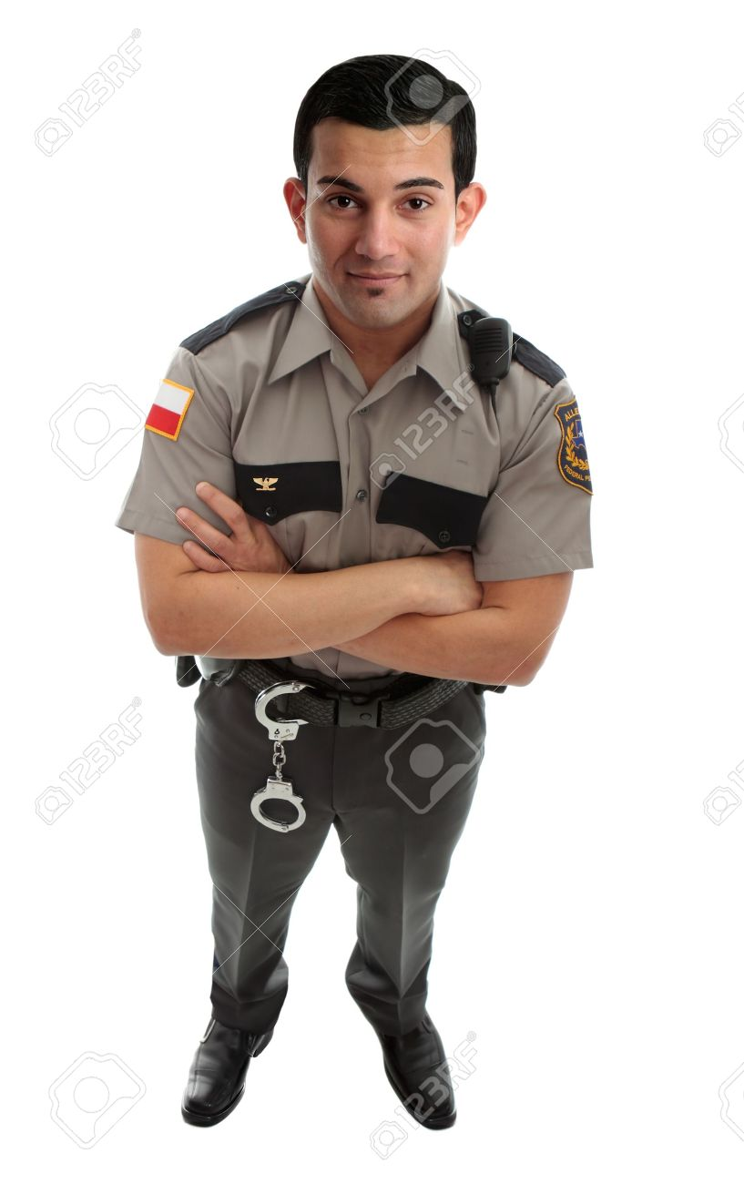 Gay prison guard