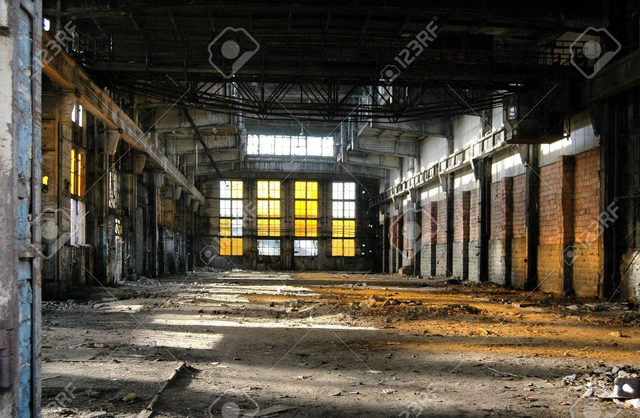 Old industrial building Stock Photo - 16693143