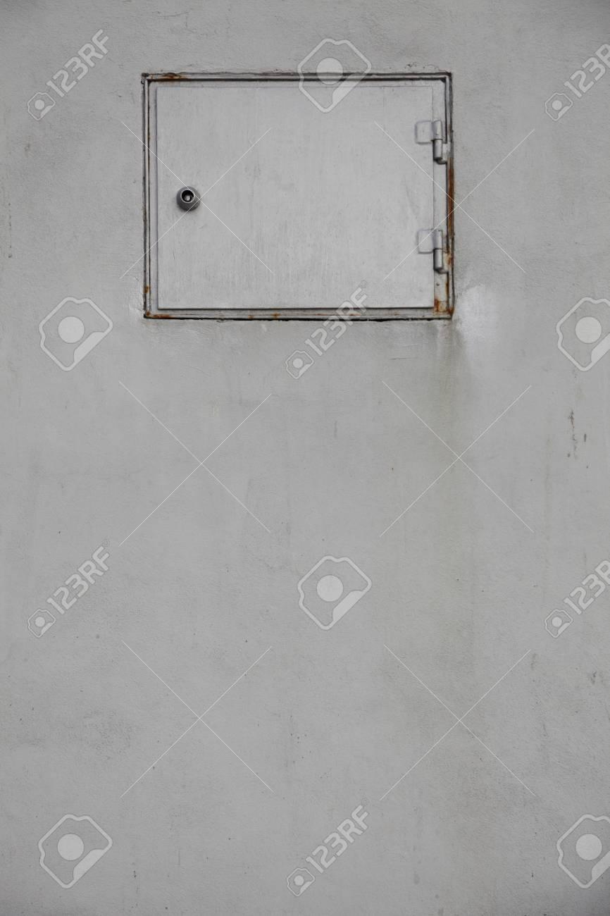 grunge industry metal door background Stock Photo - 12006825
