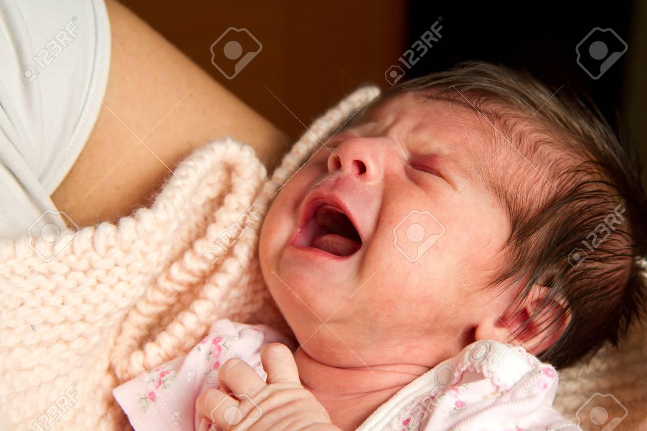 crying baby Stock Photo - 11266304