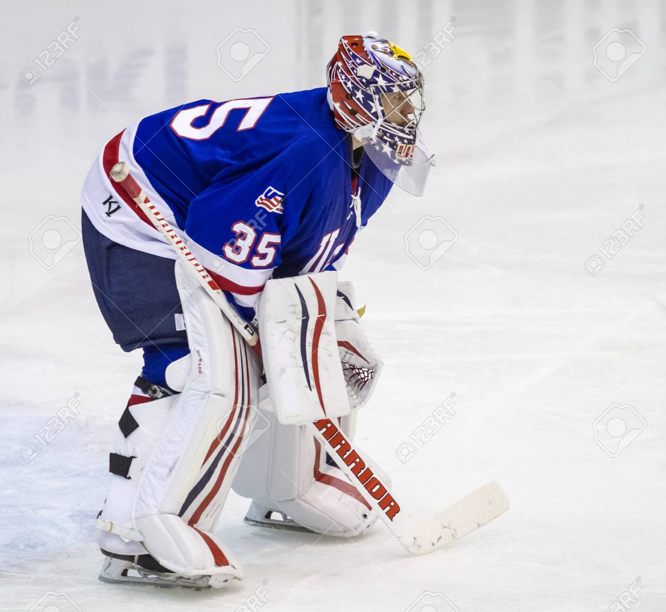 Milan Italy May 2 Jimmy Howard Goalie Of Usa Team During A