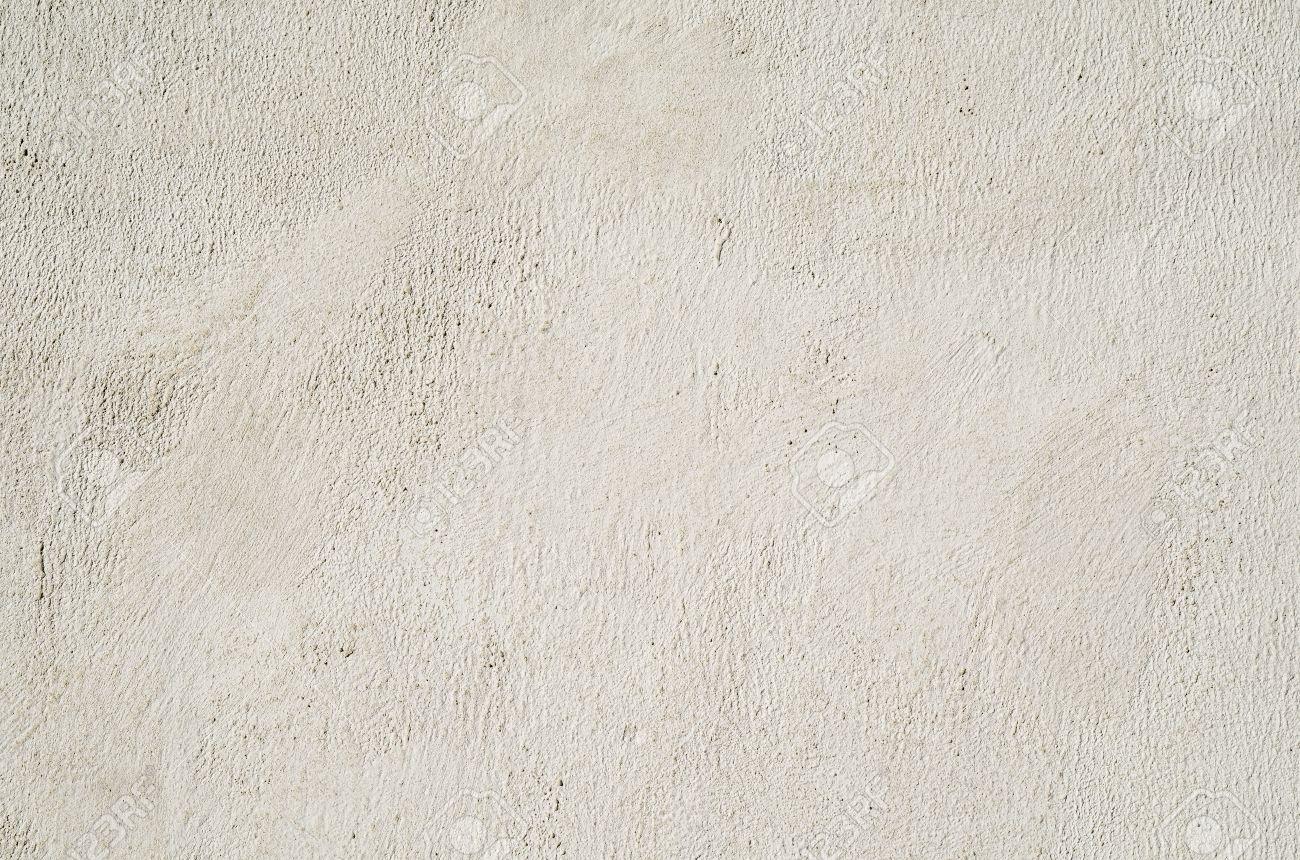 Die Textur Auf Dem Glatten Weissen Putz Wand Im Sonnenlicht