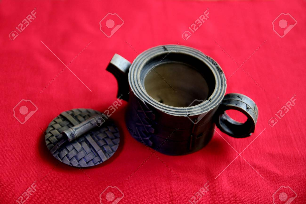 Afternoon, drinks, interruption, ceramics Stock Photo - 4593669