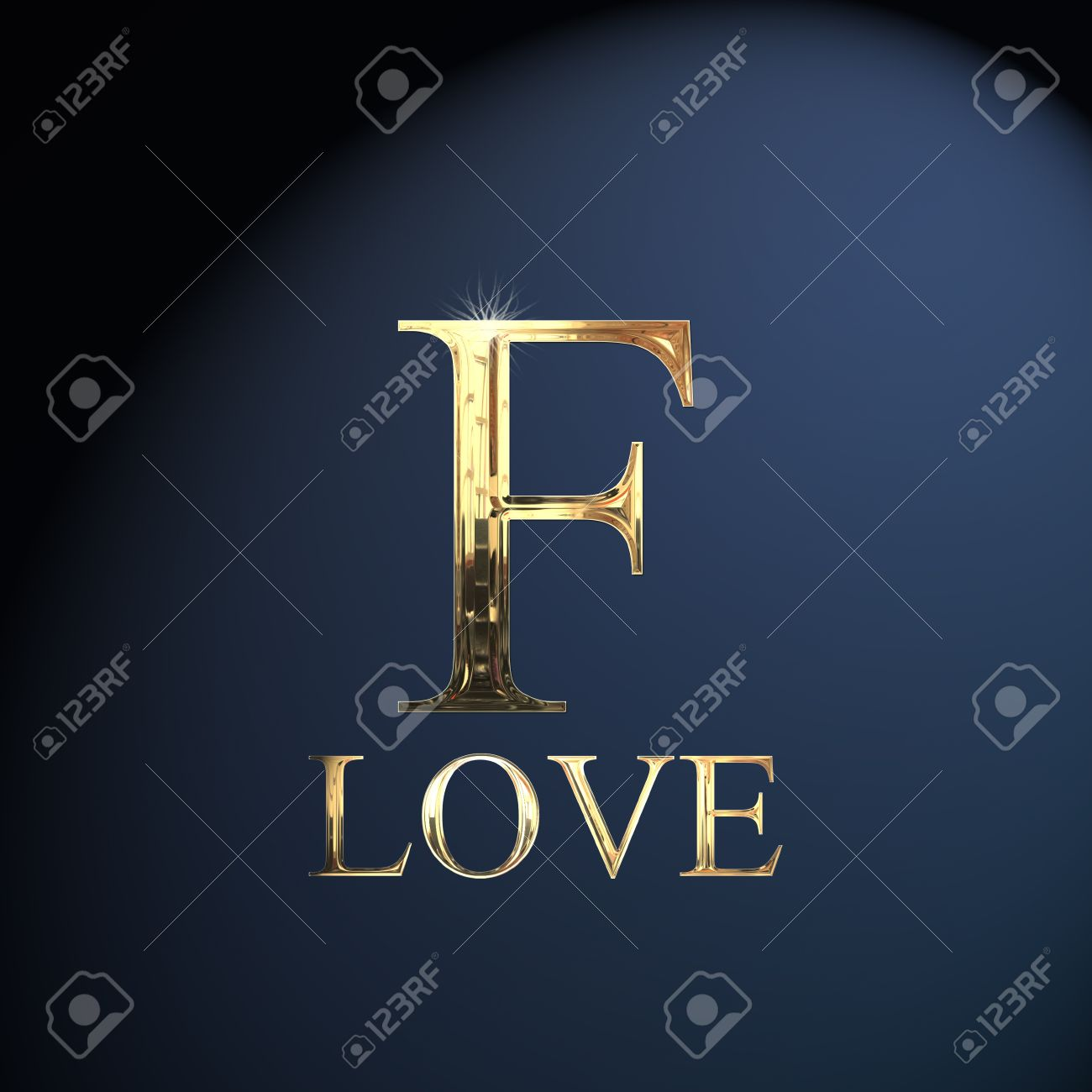Gold alphabet letter f word love on a blue background stock photo gold alphabet letter f word love on a blue background stock photo 14052906 thecheapjerseys Image collections