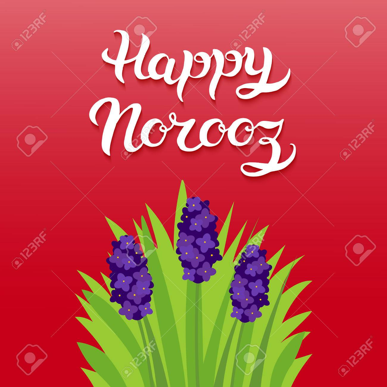 Greeting card with title happy norooz word norooz mean the greeting card with title m4hsunfo