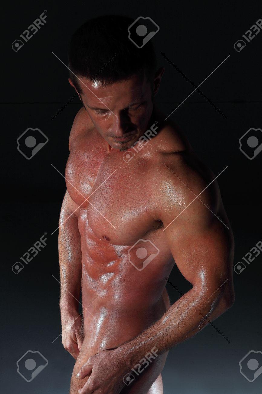 Männer nackte muskulöse Gay Perverse