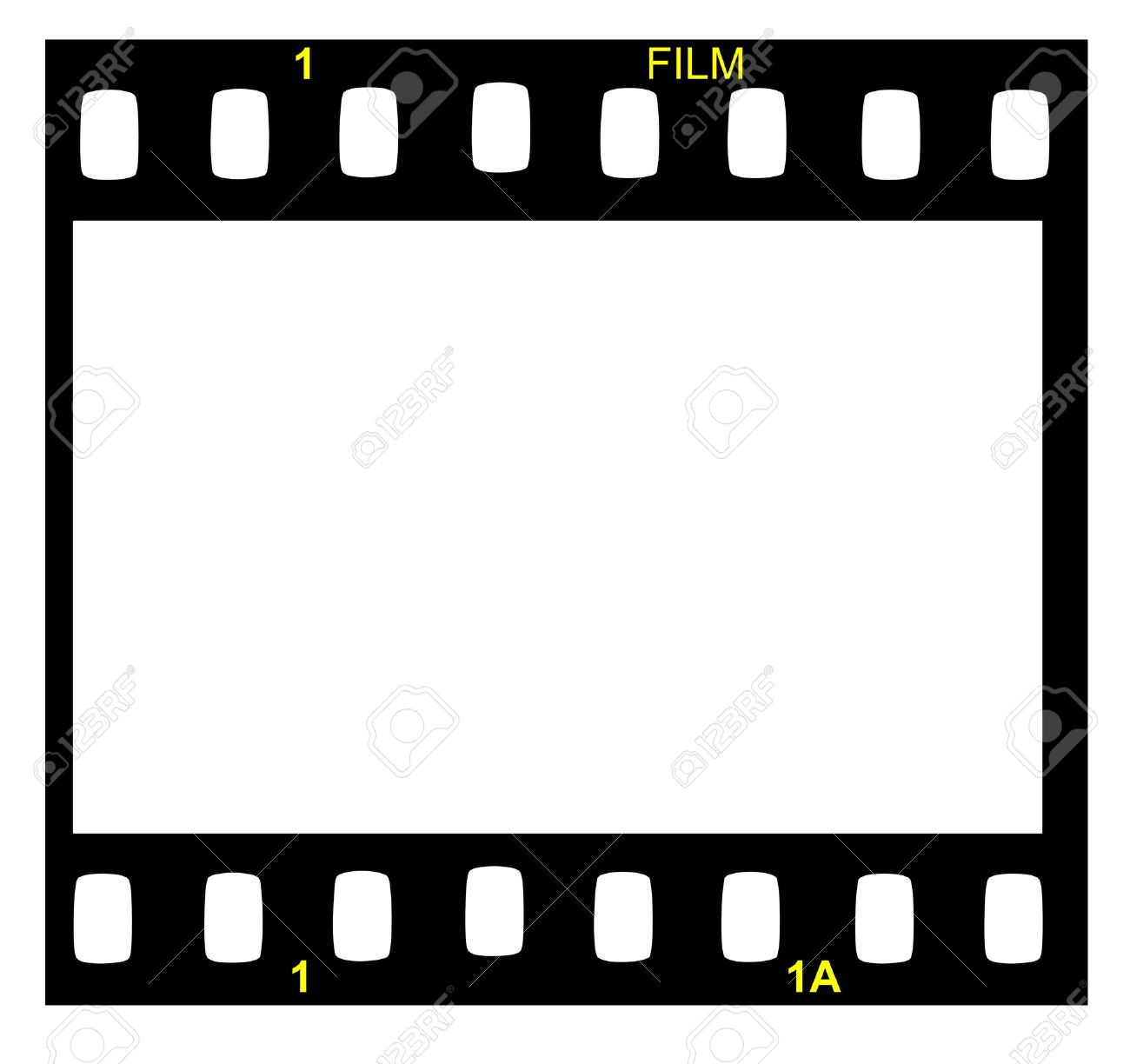 film strip vector image royalty free cliparts vectors and stock rh 123rf com vector film strip cdr vector film strip free download