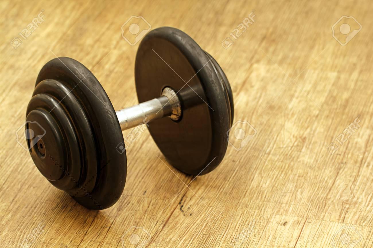 Sol Pour Salle De Sport poids pour workingout sur le sol à la salle de gym