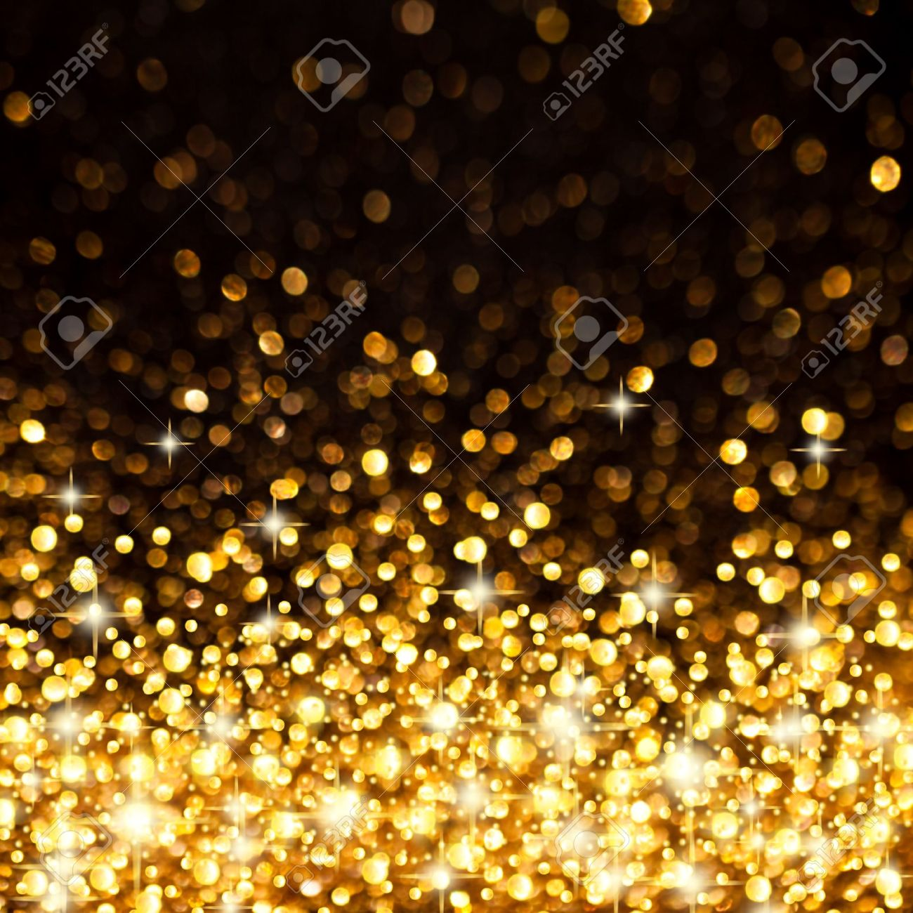 newest 4d14a 1ecb1 Image of Golden Christmas Lights Background