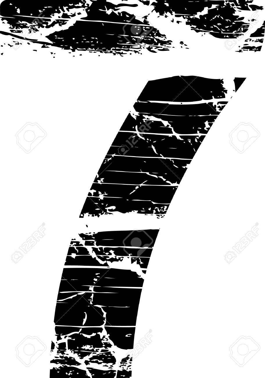 cracked symbol, Search other symbols in my portfolio Stock Vector - 2443837