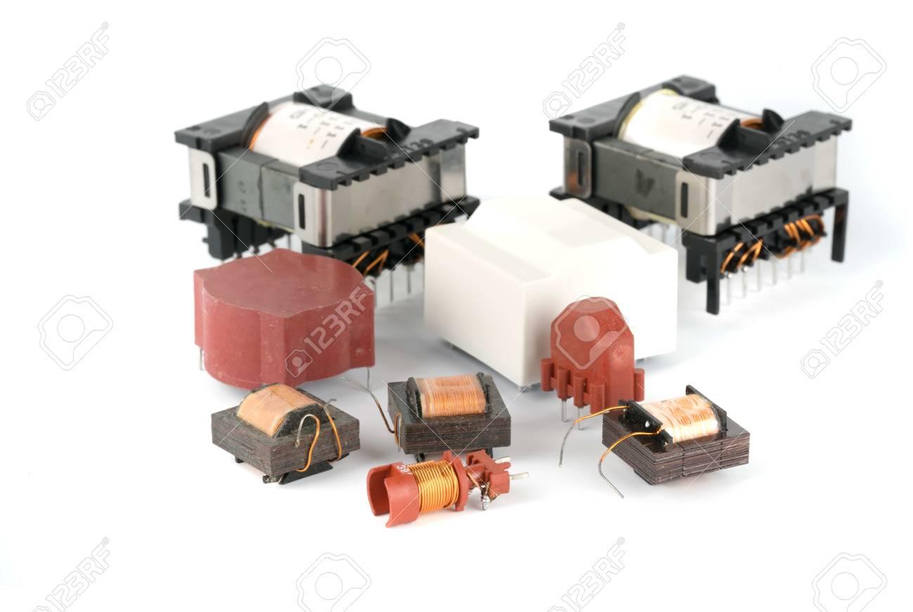 Ferrite Elektronik Transformator Für Elektronische Geräte ...