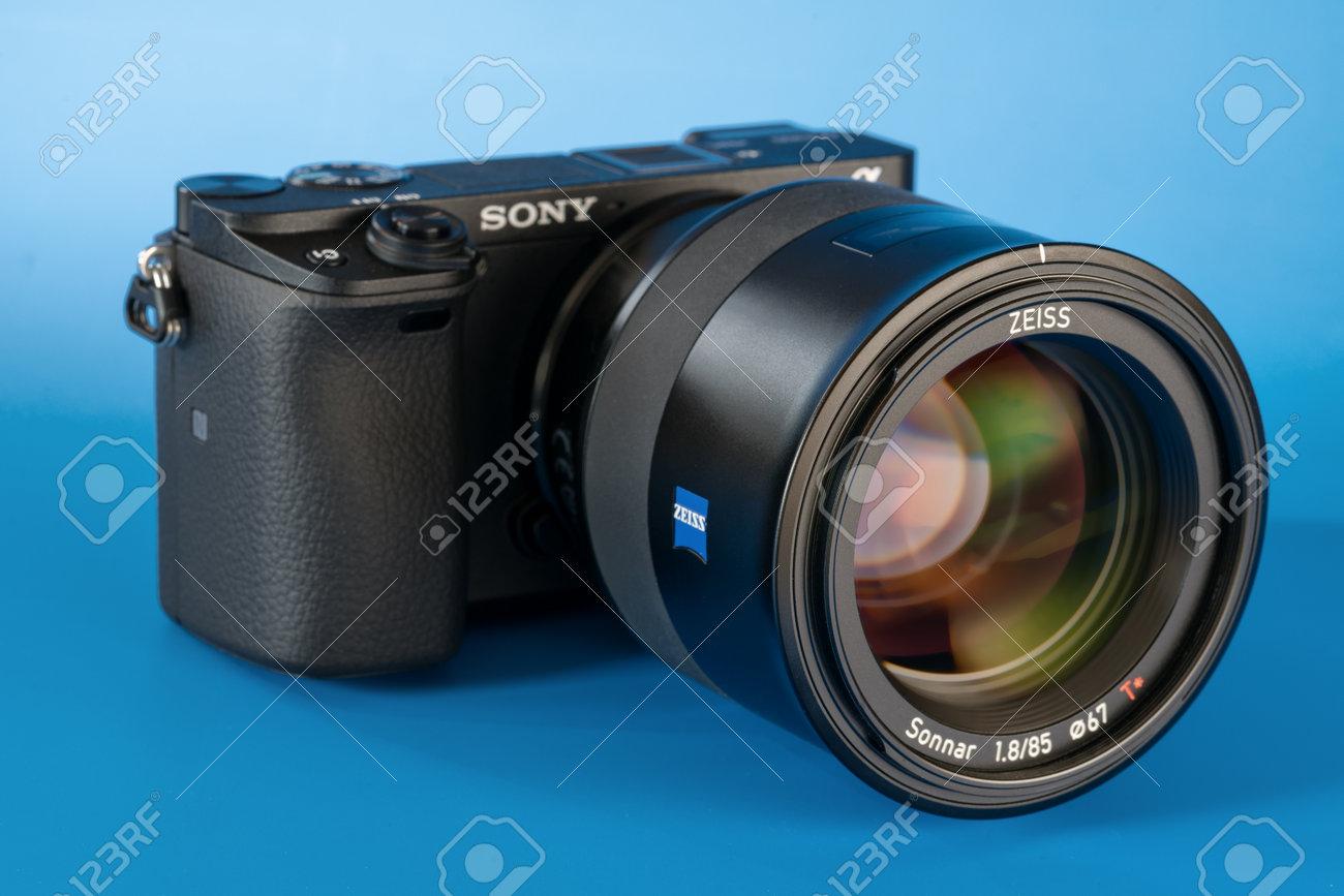 Magnífico Sony Fotograma Completo Opinión Sin Espejo Colección ...
