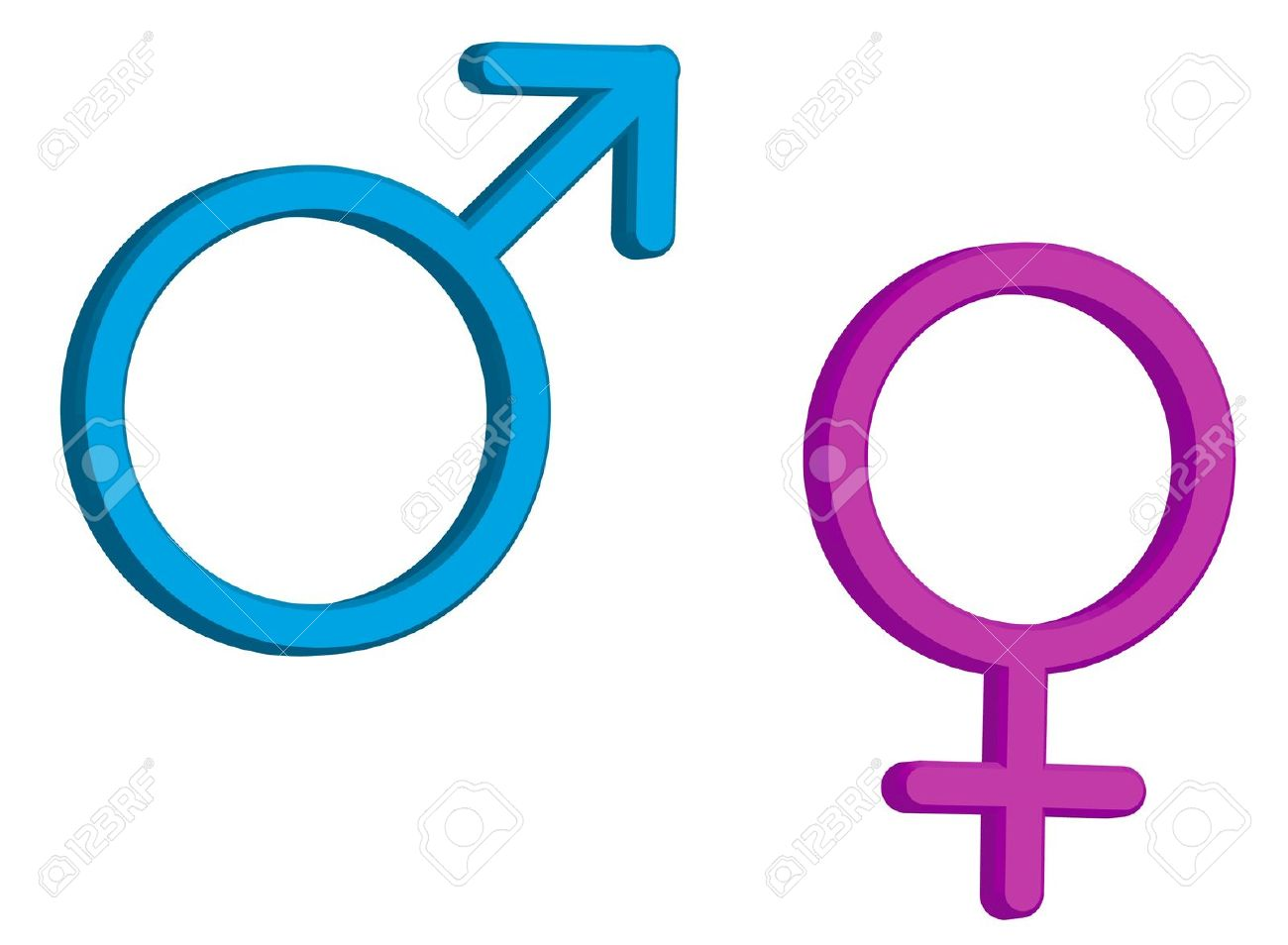 Gender symbols 3d stock photo picture and royalty free image gender symbols 3d stock photo 9011959 buycottarizona