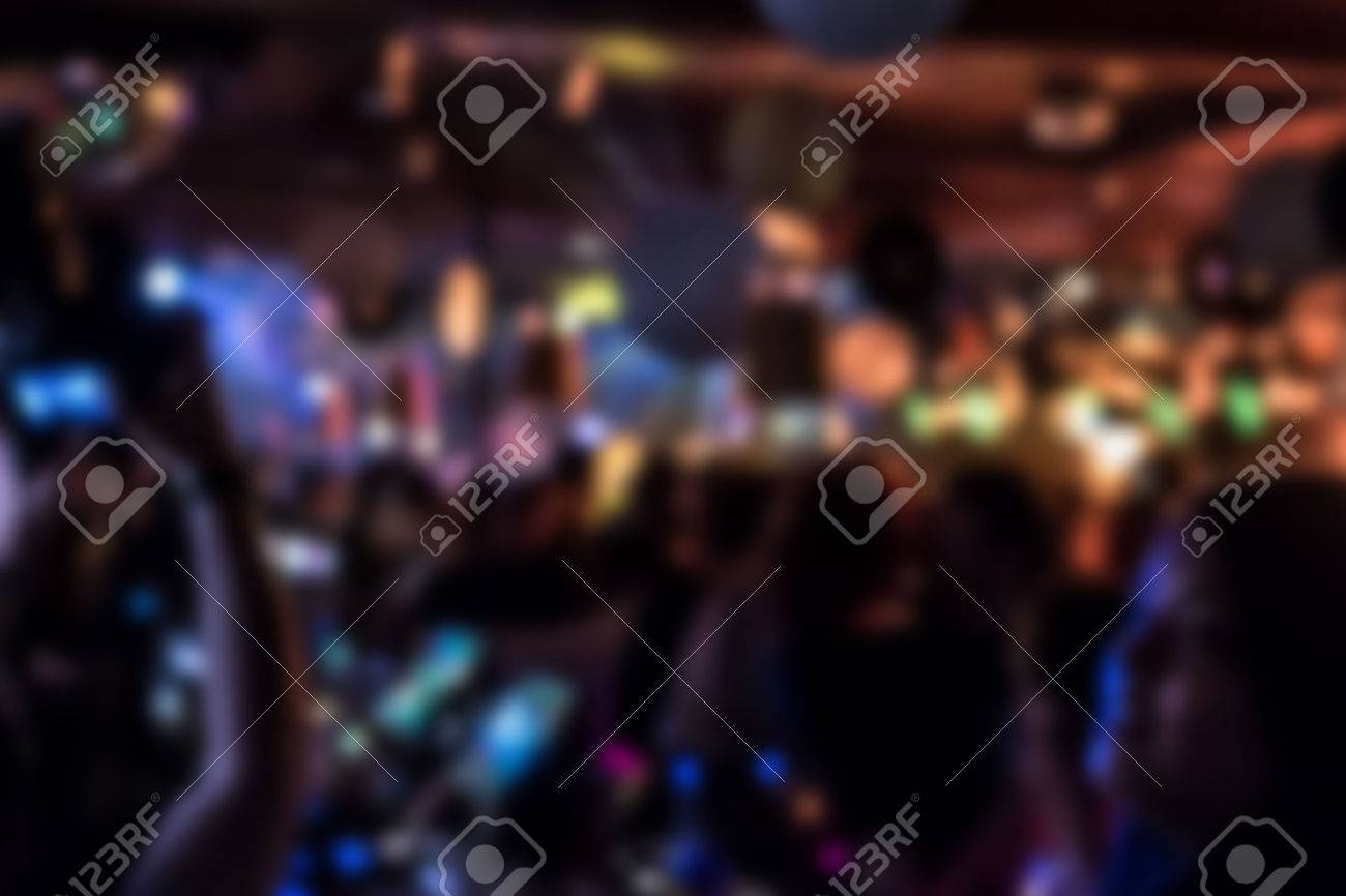 Abstract image of a party - 40625584
