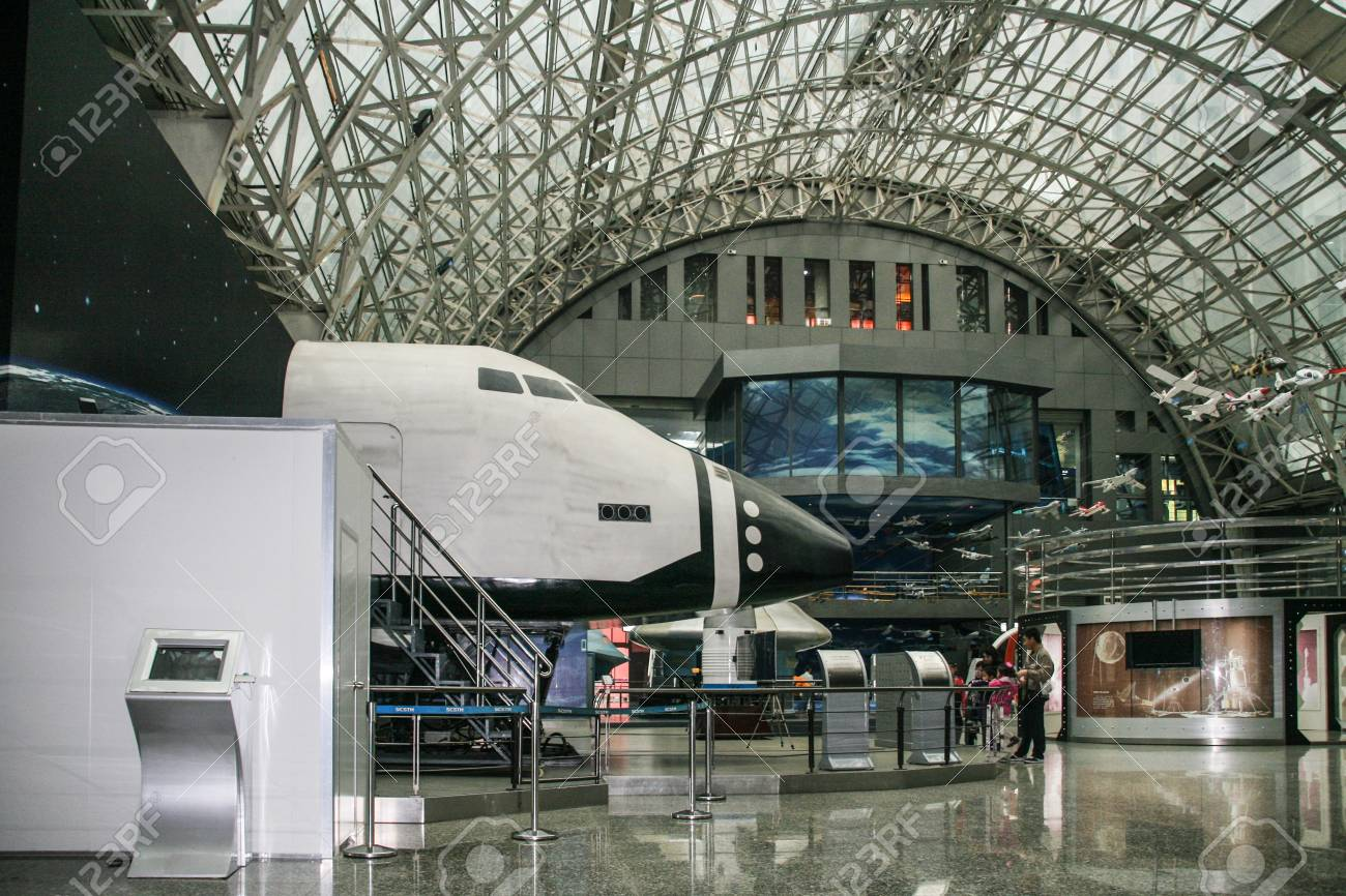 chengdu science and technology museum in china - 51214853