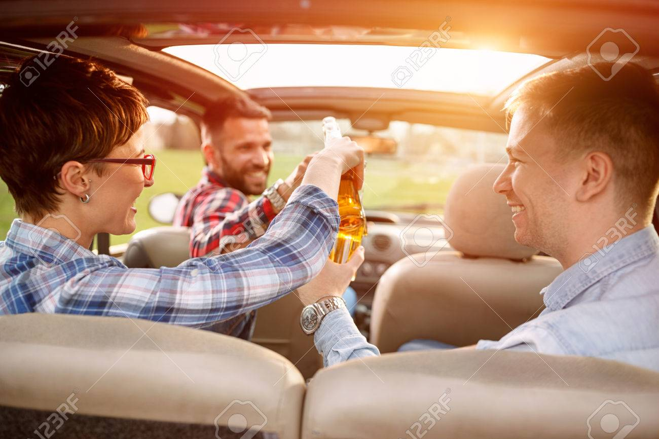 Friends Road Trip Travel Car And People Concept Stock Photo Picture And Royalty Free Image Image 85200257