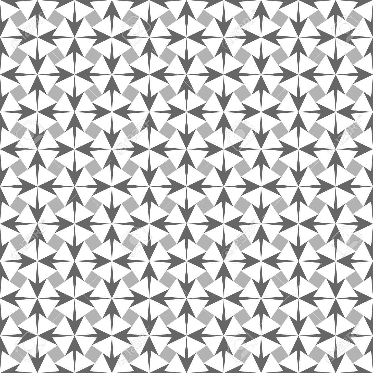 nahtlose geometrische muster. regelmäßige fliesen ornament. vektor