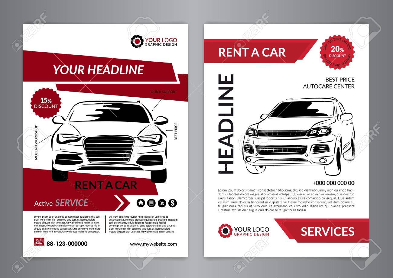 Schön Auto Waschen Flyer Vorlagen Bilder - Entry Level Resume ...