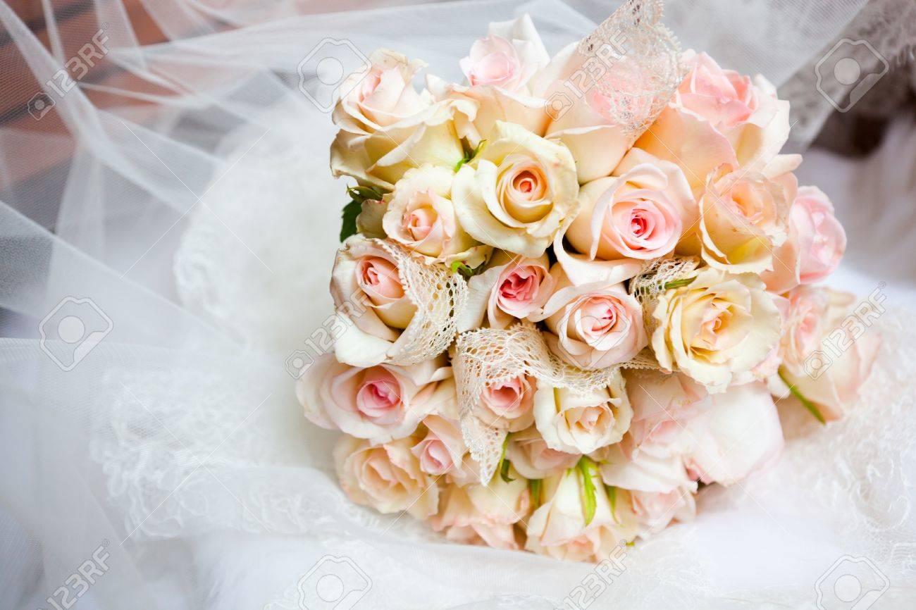 Dies Ist Grossansicht Des Hochzeitsstrauss Lizenzfreie Fotos Bilder