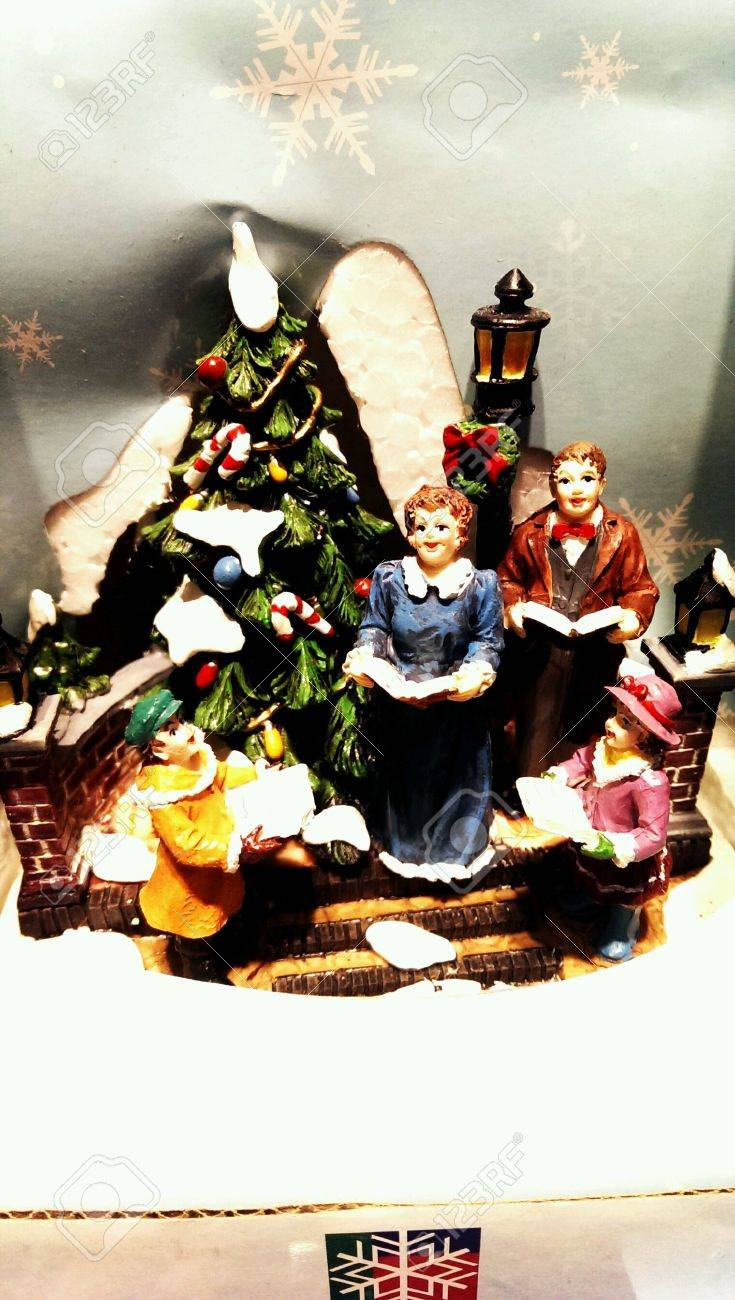 Christmas Miniatures.Christmas Miniatures