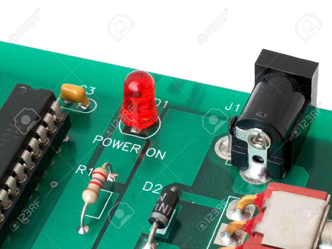 Integrated Circuit Condensers - Wiring Diagram For Light Switch •