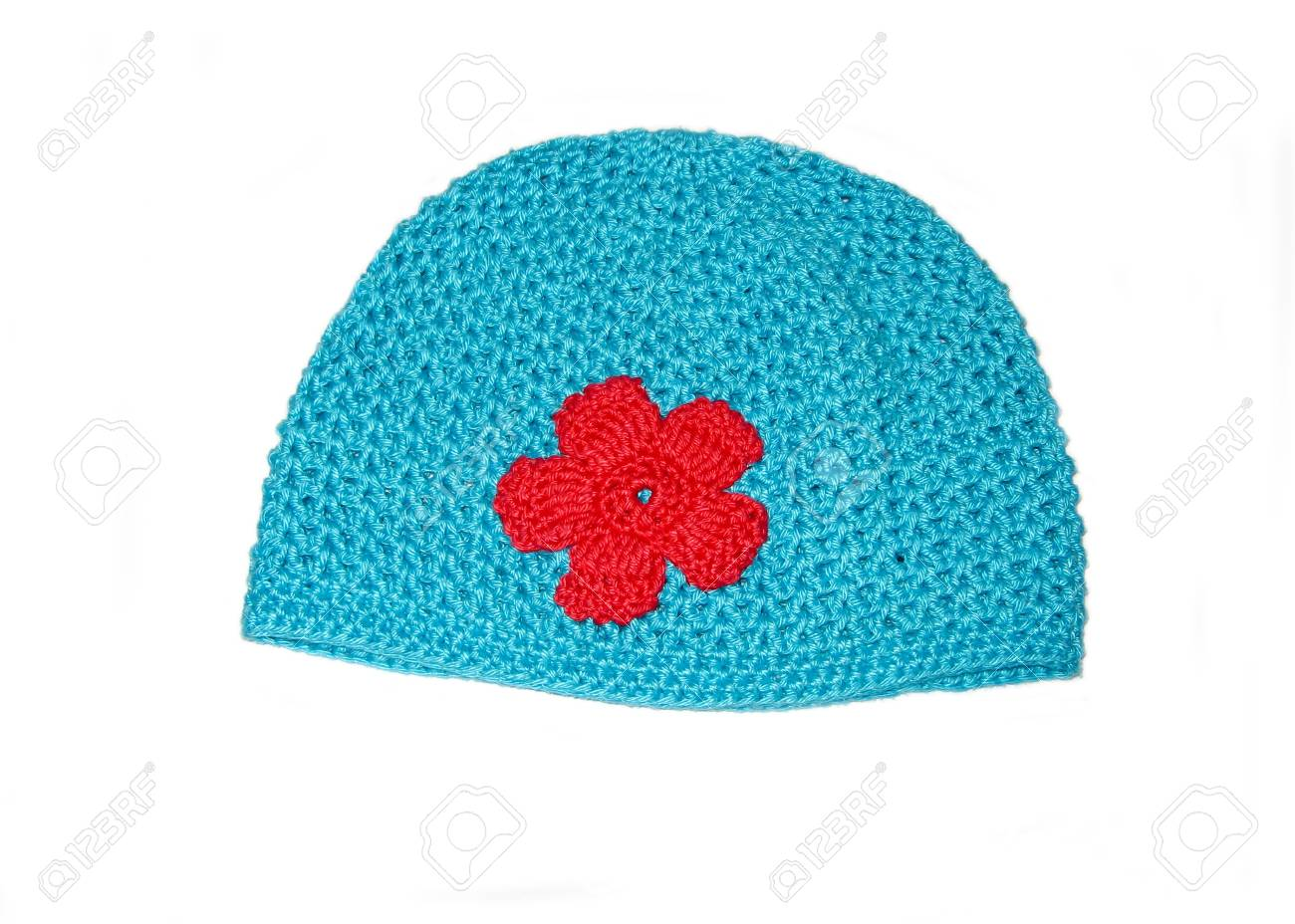 5b99d60d Crochet Hat Stock Photo, Picture And Royalty Free Image. Image 17350169.