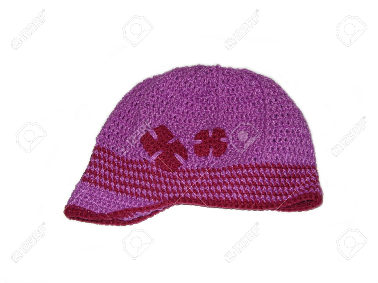 0d2d6006 Crochet Hat Stock Photo, Picture And Royalty Free Image. Image 18720828.