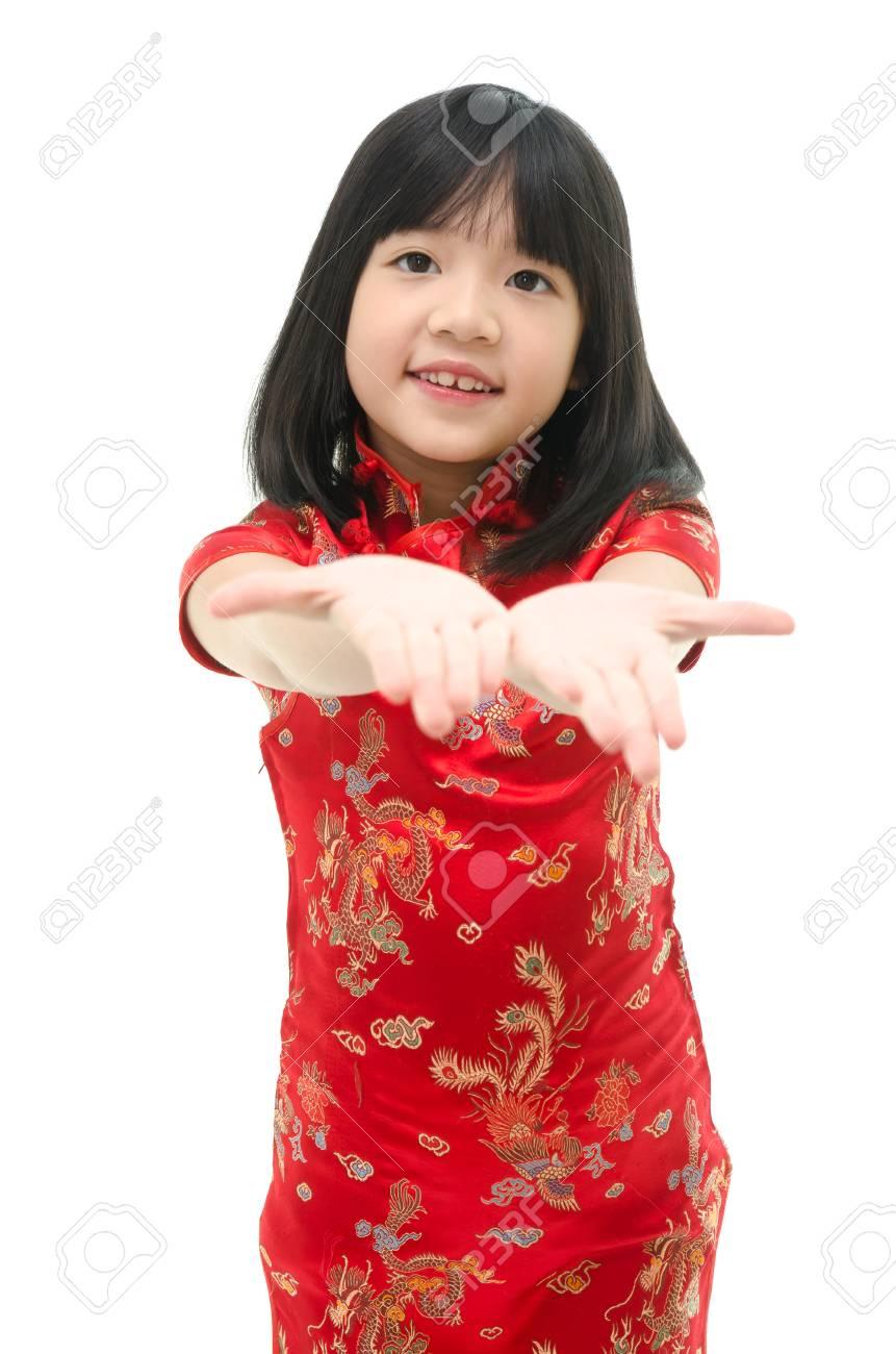 Asian girls begging