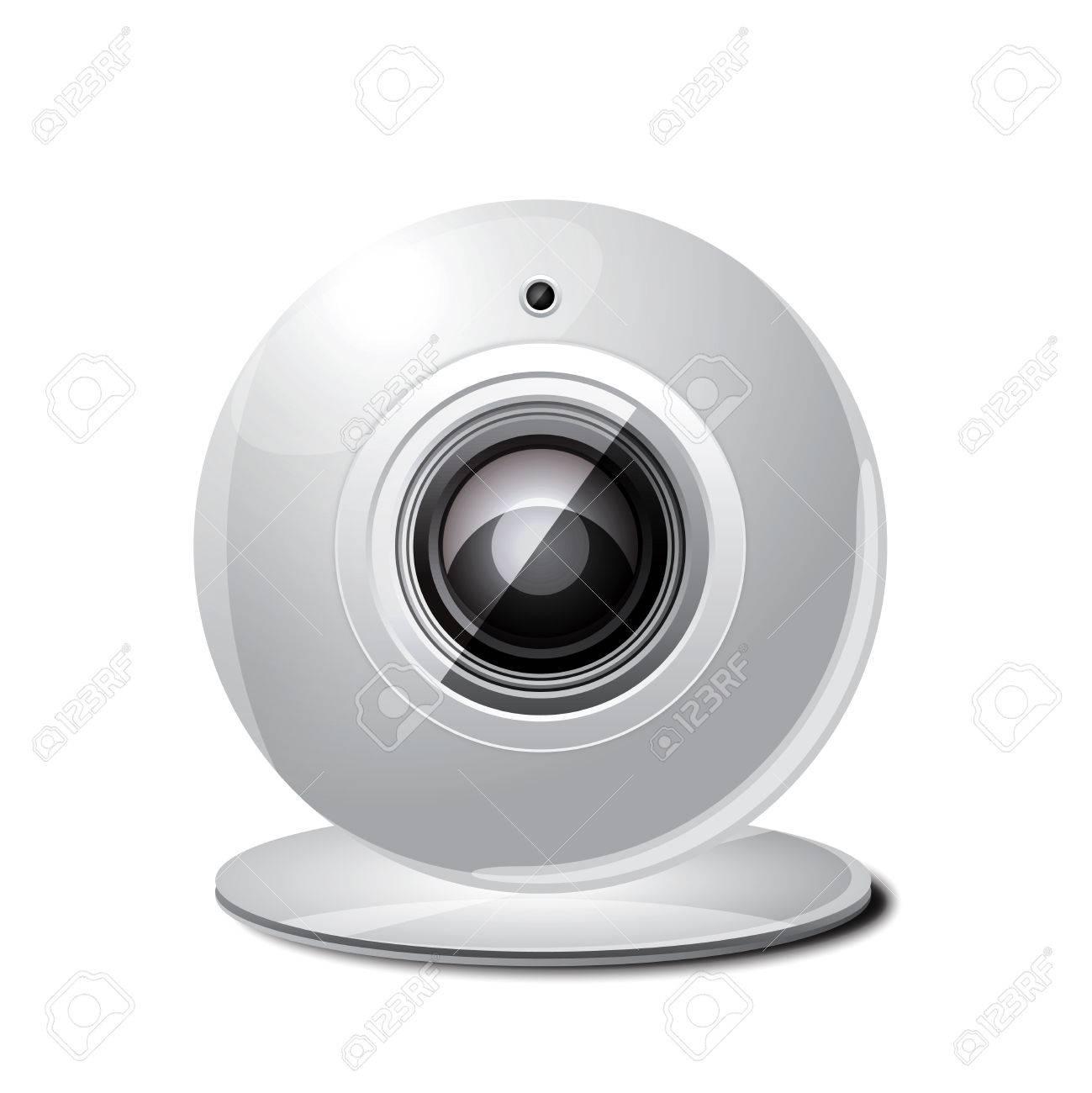 web カメラ ロイヤリティフリークリップアート、ベクター、ストック