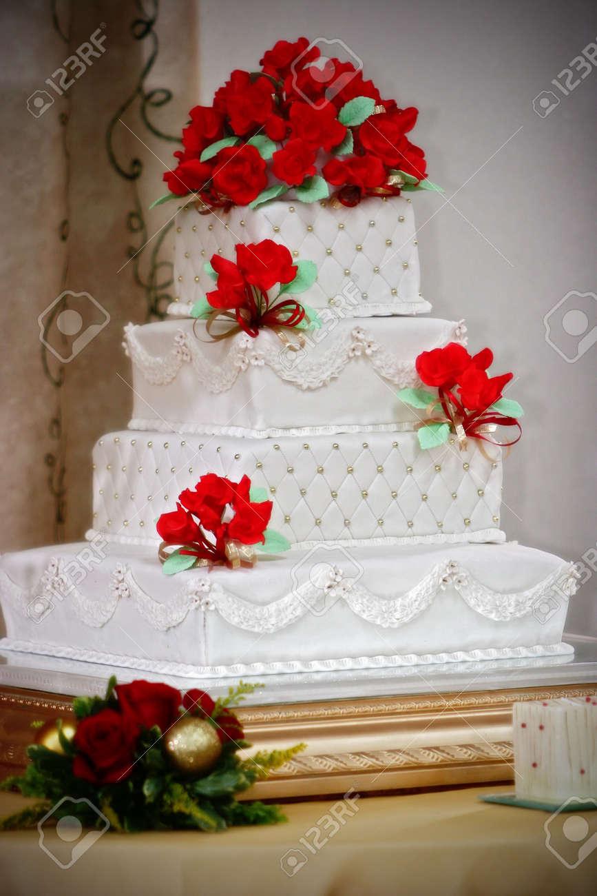 wedding cake Stock Photo - 6631621