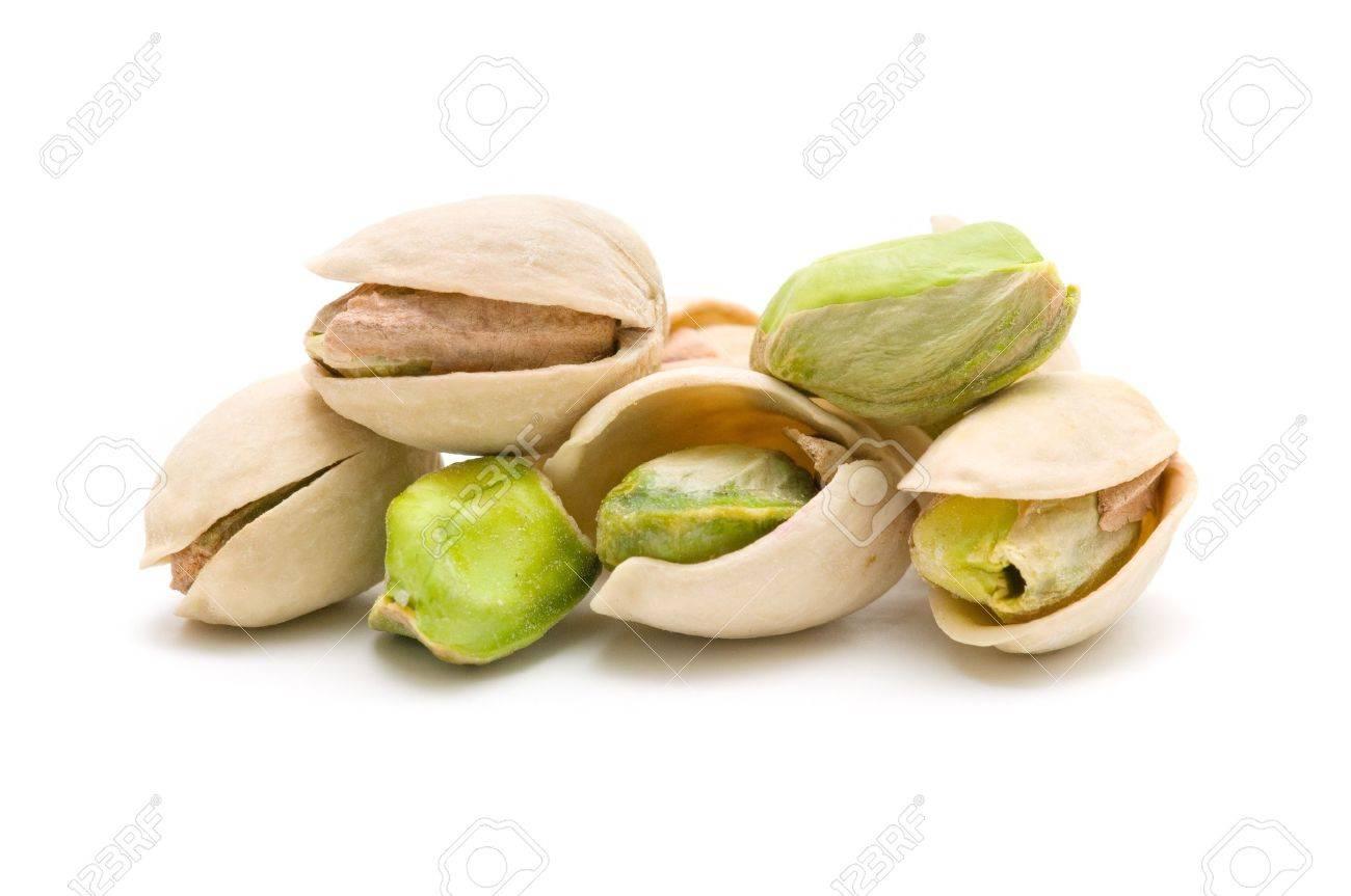 pistachio macro Stock Photo - 7762718