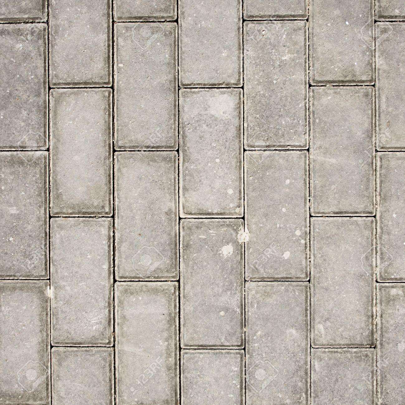 Fliesen textur grau  Grau Rechteck Pflaster Fliesen Textur Hintergrund Lizenzfreie ...