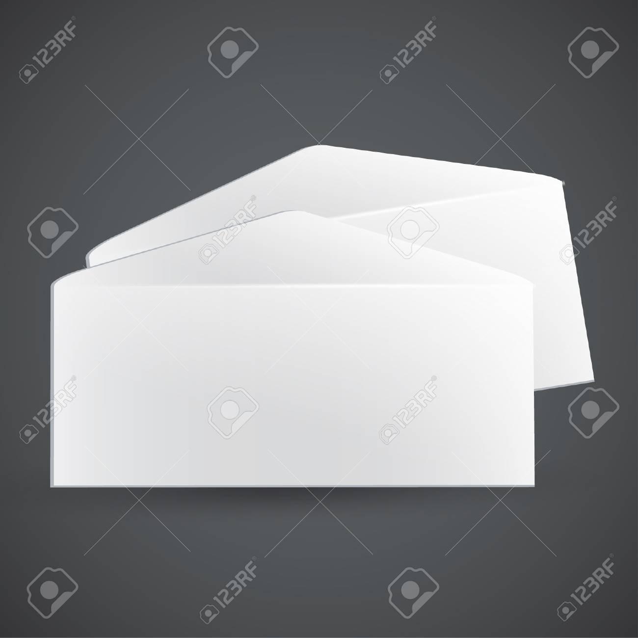 Empty envelope  Vector design Stock Vector - 17613605