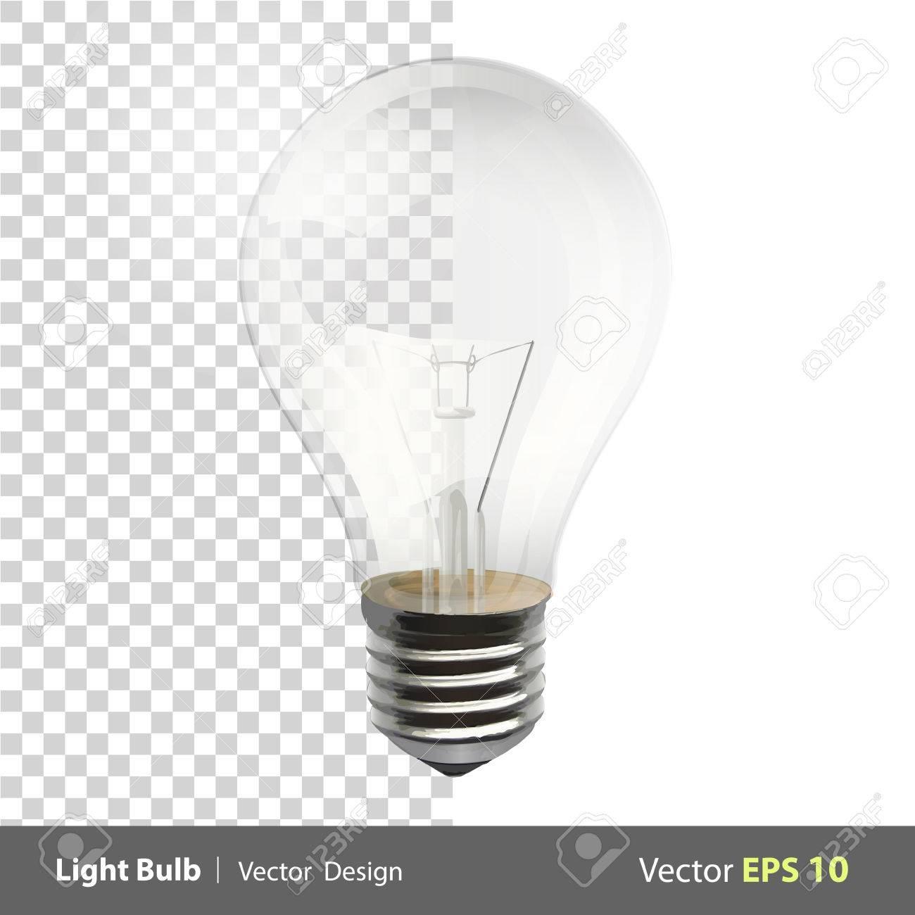 Lmpara De Diseo Vectorial Realista Realista Ilustraciones