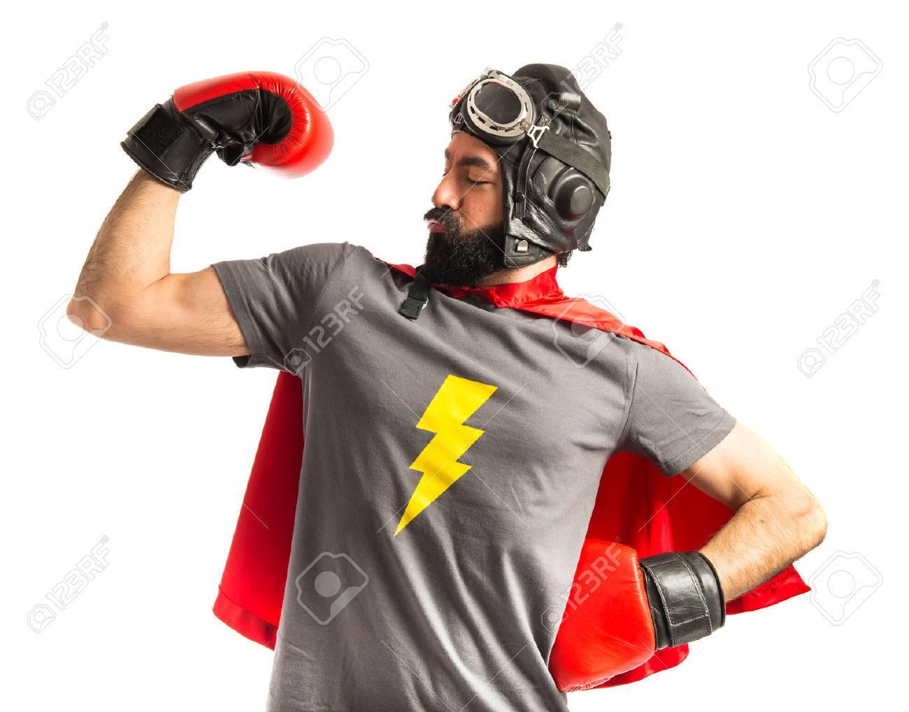 Strong super hero - 40412212