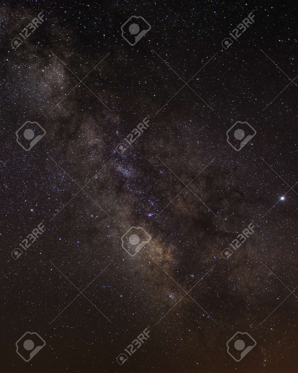 Sagittarius A is the Black Hole at the center of the Milky Way showed here with Juno on the right - 154977025