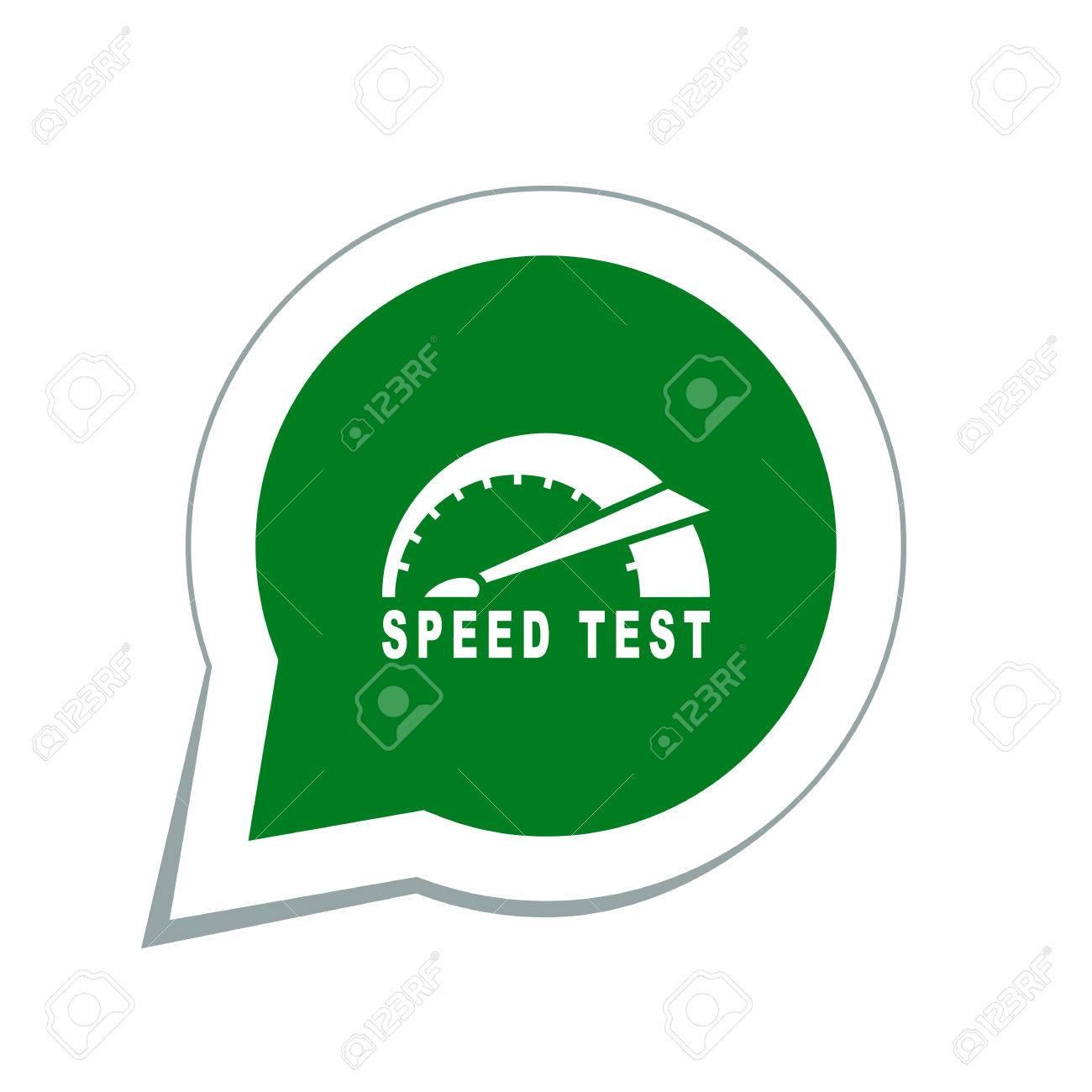 speed test icon - 45161731