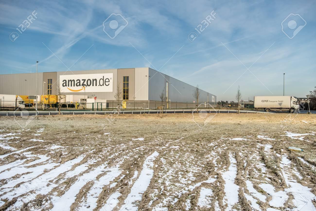 Amazon distribution center