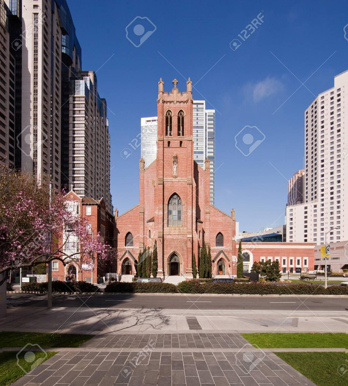 San Francisco Downtown Stock Photo - 9185171