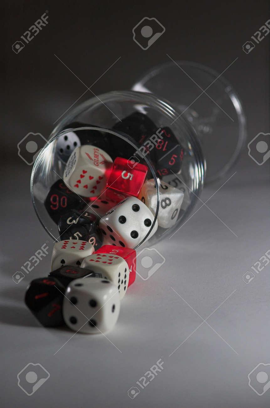 Trinken, Schwarz, Kelch, Casino, Die Chance, Klar, Farbe, Kristall ...