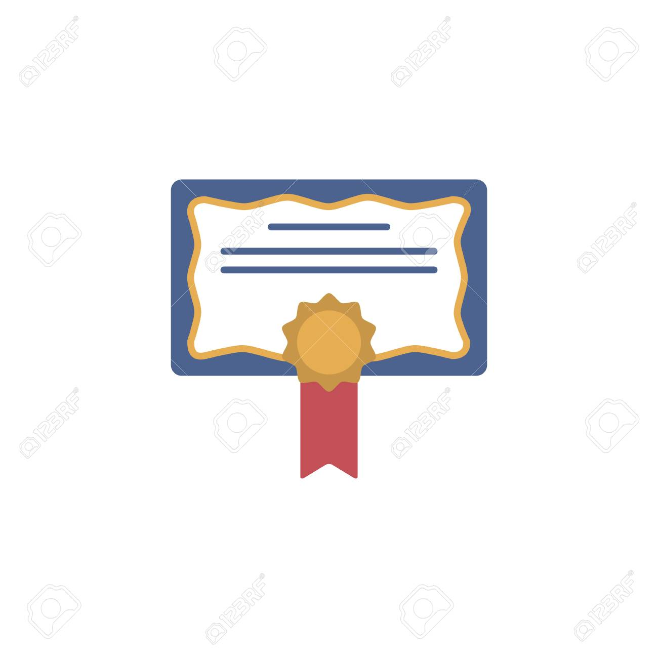Award Certificate Vector Free Download Clipart Vector Labs