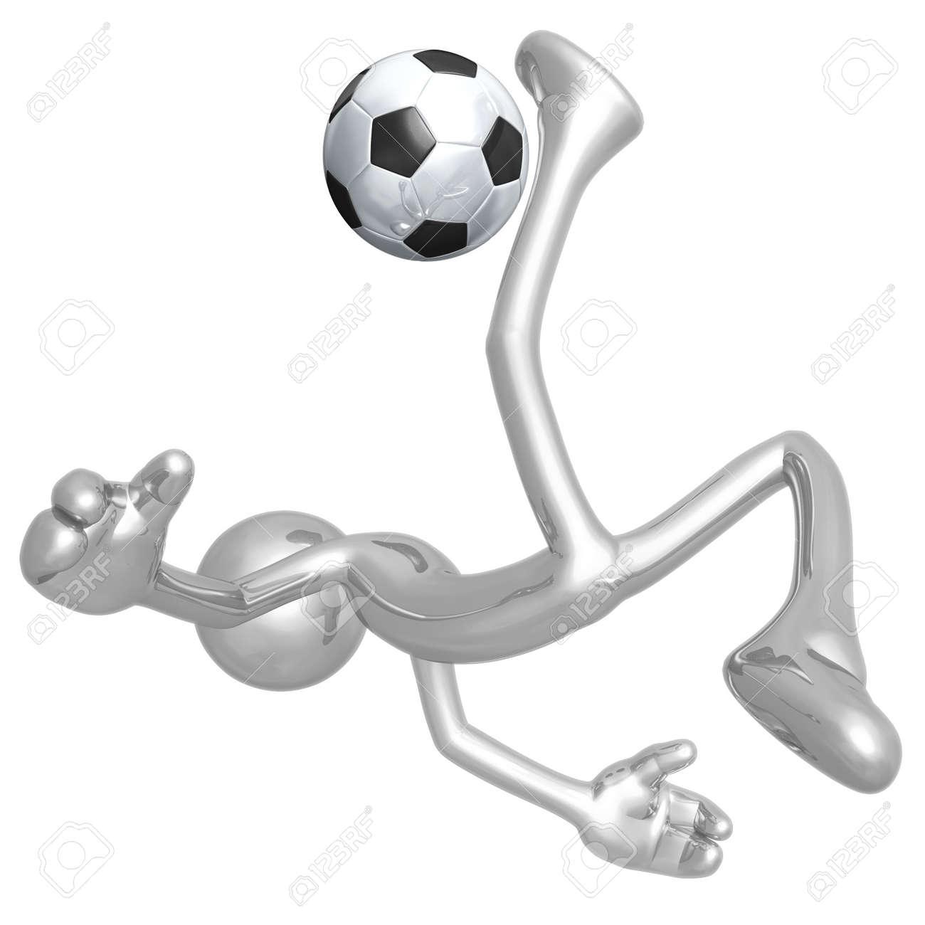 Soccer Football Stock Photo - 4355680