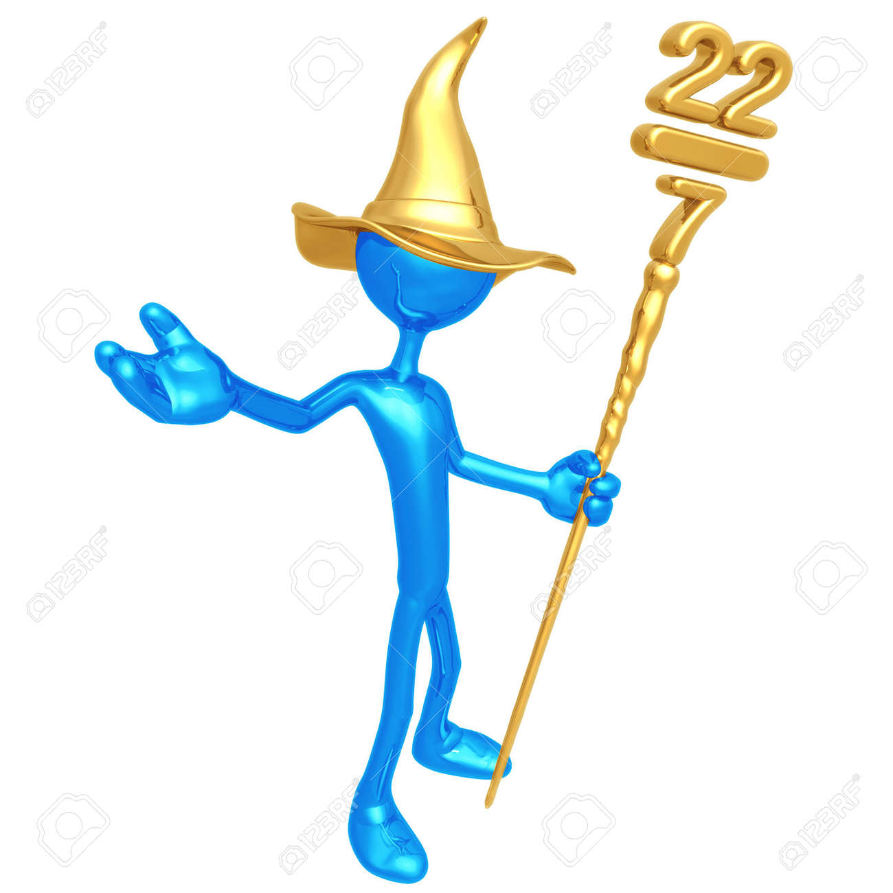 Math Wizard Stock Photo, Picture And Royalty Free Image. Image ...