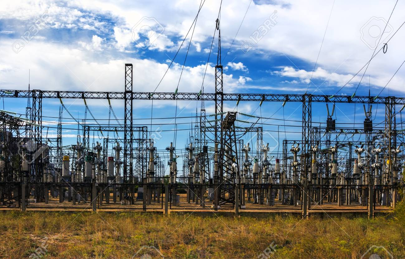 Electrical Distribution Station Not Lossing Wiring Diagram High Voltage Images Gallery