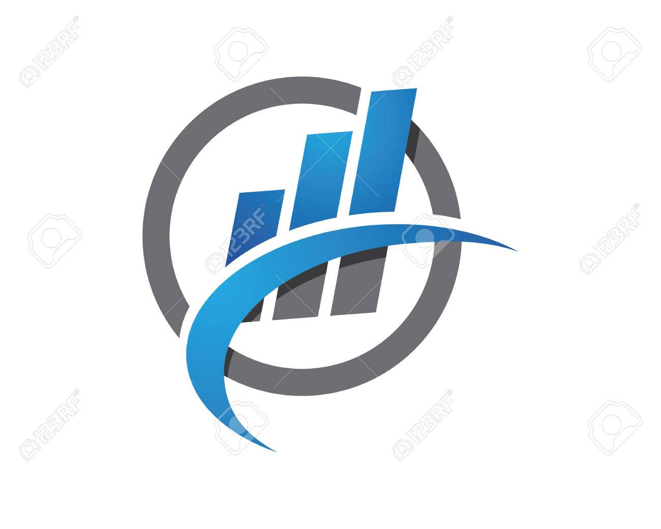 Business Finance professional logo template - 48745172